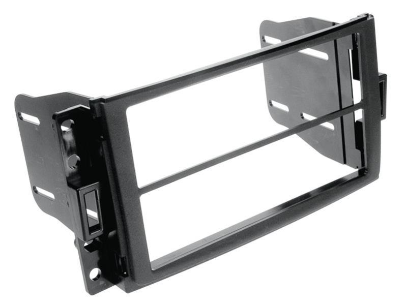 ACV 381238-04 2-DIN RB GM Hummer H3 / Uplander / nero Corvette