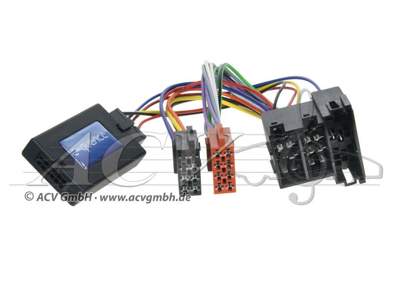 ACV 42-AI-001 steering wheel adapter Kia Ceed 2007 -> Becker