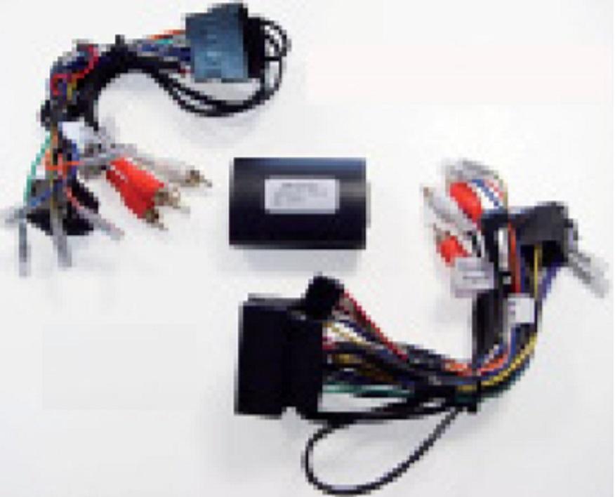 Alpine APF-S100AU Lenkradinterface für Audi A3, A4, A6, TT, Mini-ISO-Anschluss (1995-2005)