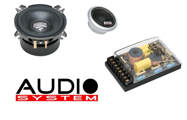 Audio System HX 100 Dust 10cm High-End System HX100