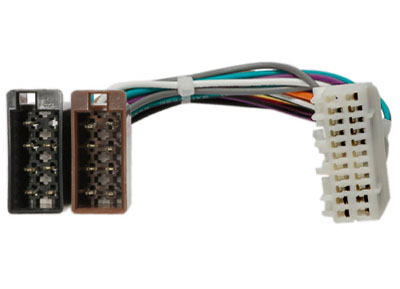 RTA 006.051-0 Spécifique du câble adaptateur de radio