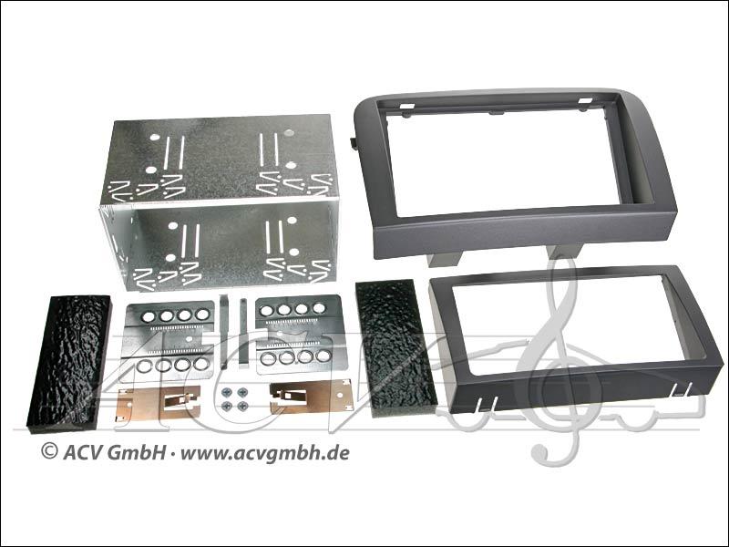 Double-DIN Installation Kit Fiat Croma 2005 ->