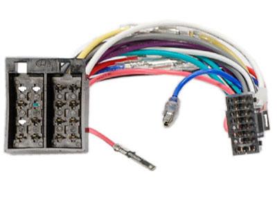 RTA 006.700-0 Adapterkabel radiospezifisch für Kenwood