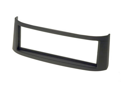 RTA 000.083-0 1 - DIN mounting frame, gray ABS