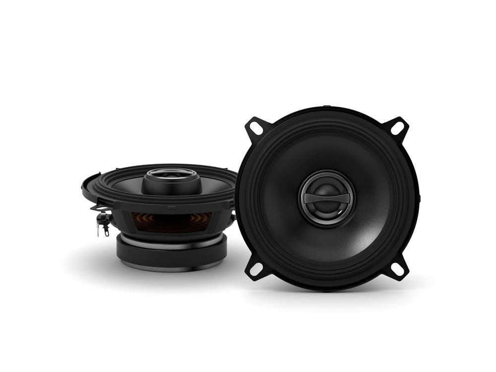 Alpine S-S50 13 cm (5,25 -Zoll) 2-Wege-Koaxial-Lautsprechersystem 1 Paar 170 Watt Speaker