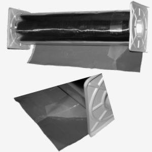 Alubutyl 5m Rolle Alu Butyl  vom Markenhersteller 2,2mm