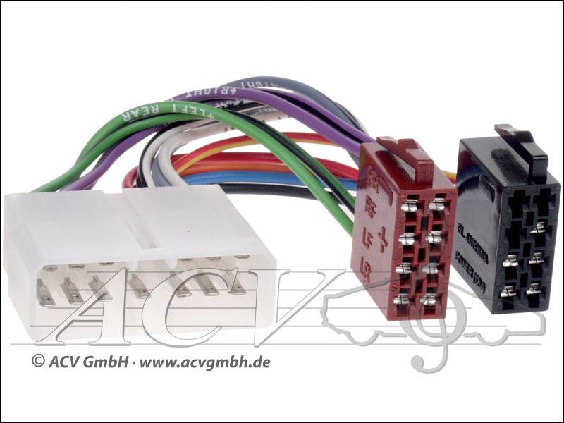 ACV 1085-02 Radioanschlusskabel Chevrolet (Daewoo)