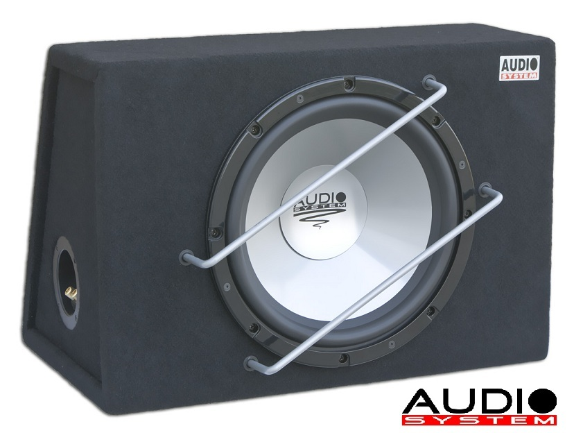 Audio System HX 10 G phase enclosed housing with HX10