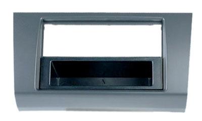 RTA 000.433-0 1- DIN Einbaurahmen, ABS schwarz SUZUKI Swift alle Modelle/89 ->