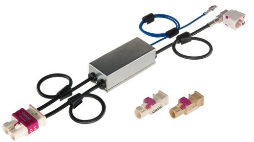> ZENEC E PA-NC-ANT GO Secteur 2-Channel Antenna Diversity