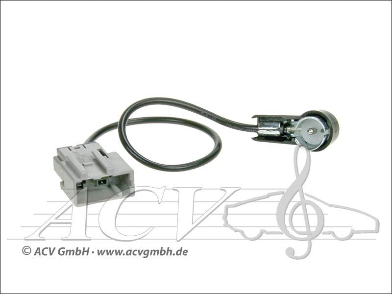 ACV 1596-02 Subaru Antenna Adapter
