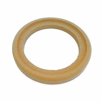 Master Case 13mm MDF wooden ring with hinge piece 13cm