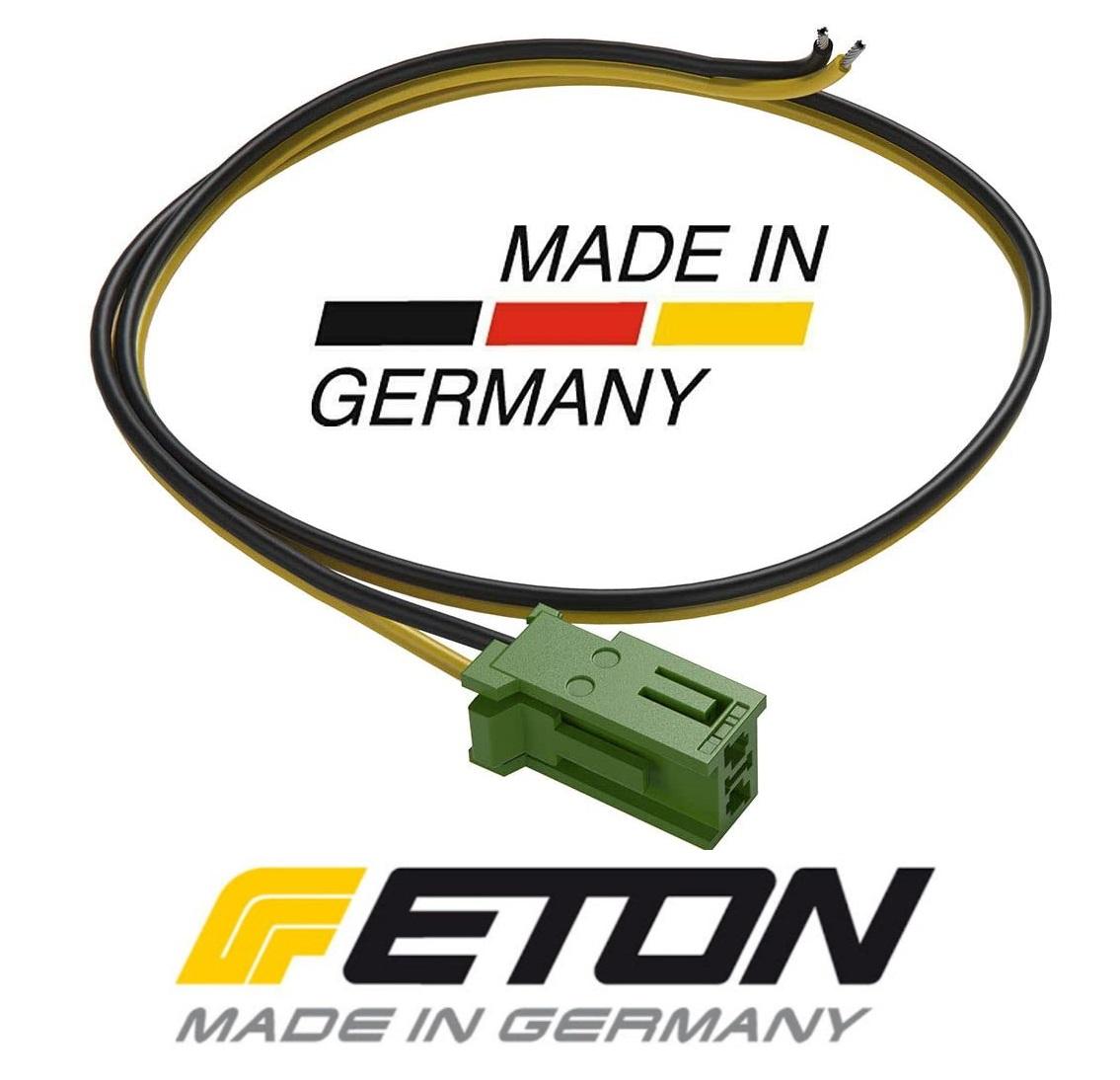 ETON MBSCC SCC Wooferanschlusskabel Mercedes Benz System Anschlusskabel-Kit