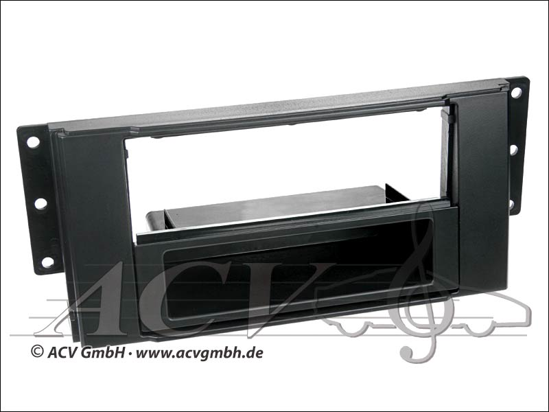 Double-DIN radio bezel - Land Rover Freelander