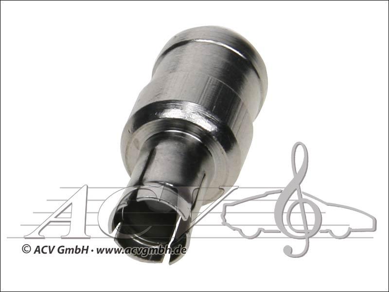 1531-20 Chrysler / Chevrolet ISO-Antennenadapter - kurze Version
