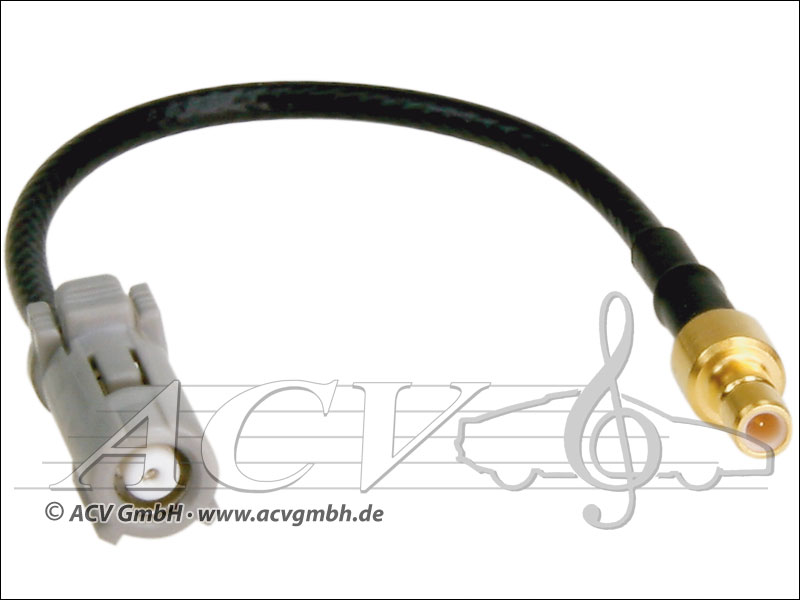 ACV 1502-26 Pioneer GPS Adapter SMB (m) -> NP