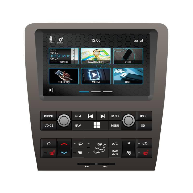 Dynavin N7-MST2010 Autoradio Navigation für Ford Mustang BJ.2010-2014