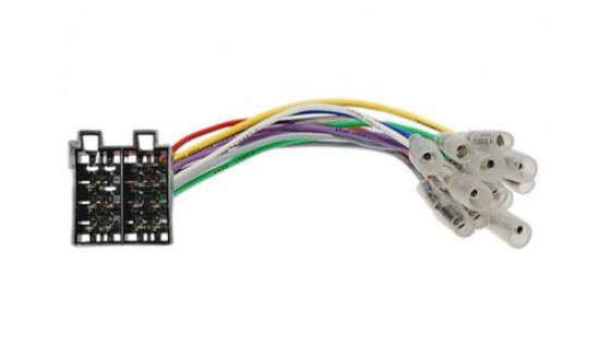 RTA 004.151-0 Adapterkabel  ASIA, PIN 4 + / vertauscht MERCEDES/OPEL/SAAB
