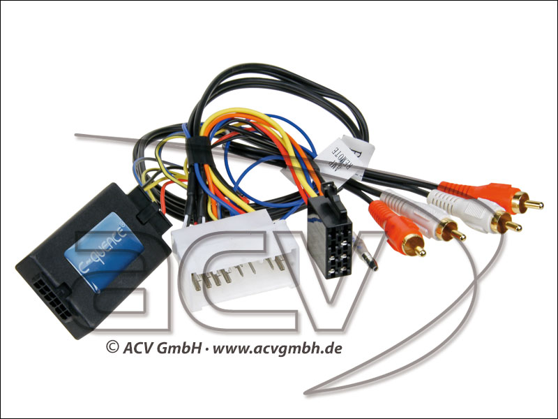 ACV 42-HY-503 volante adattatore Hyundai Santa Fe-> Blaupunkt