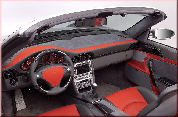 Jehnert Doorboard für Porsche 997 Cabrio
