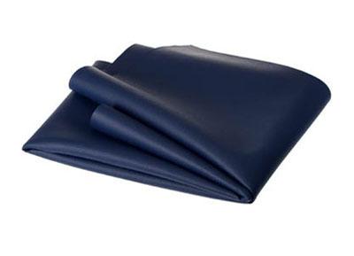 RTA 252.942-0 Kunstleder PVC, Farbe: dunkelblau - Breite: 1,37/1,40m - Länge: 70cm