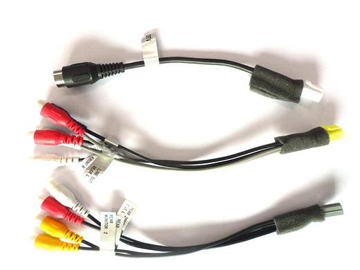 ZENEC Z-EACC-AV AV-Zubehörset für E-GO Modelle