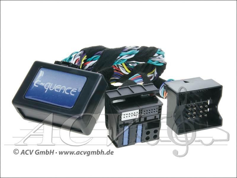 ACV 42R-BM-005 Rückfahrsignal Interface BMW mit 40 PIN + CA
