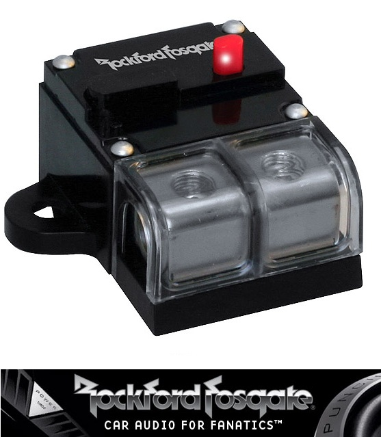 ROCKFORD FOSGATE RFCB 140 Sicherungsautomat RFCB 140