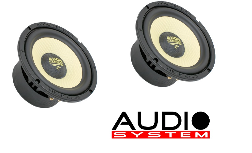 Audio System AX 165 C - 2 165 mm Extremkickbass AX165c