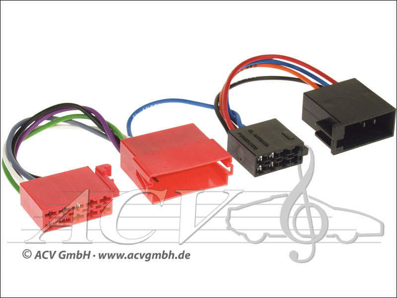 ACV 1444-02 Audi / VW Active System Adapter