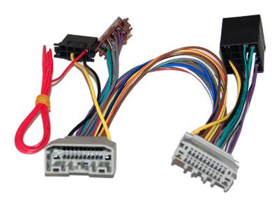 RTA 021.053-0 MP3PARROTT Harness Vehicle specific
