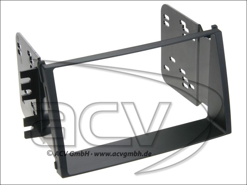 ACV 281178-26 Double DIN installation kit Kia Soul 2010 ->