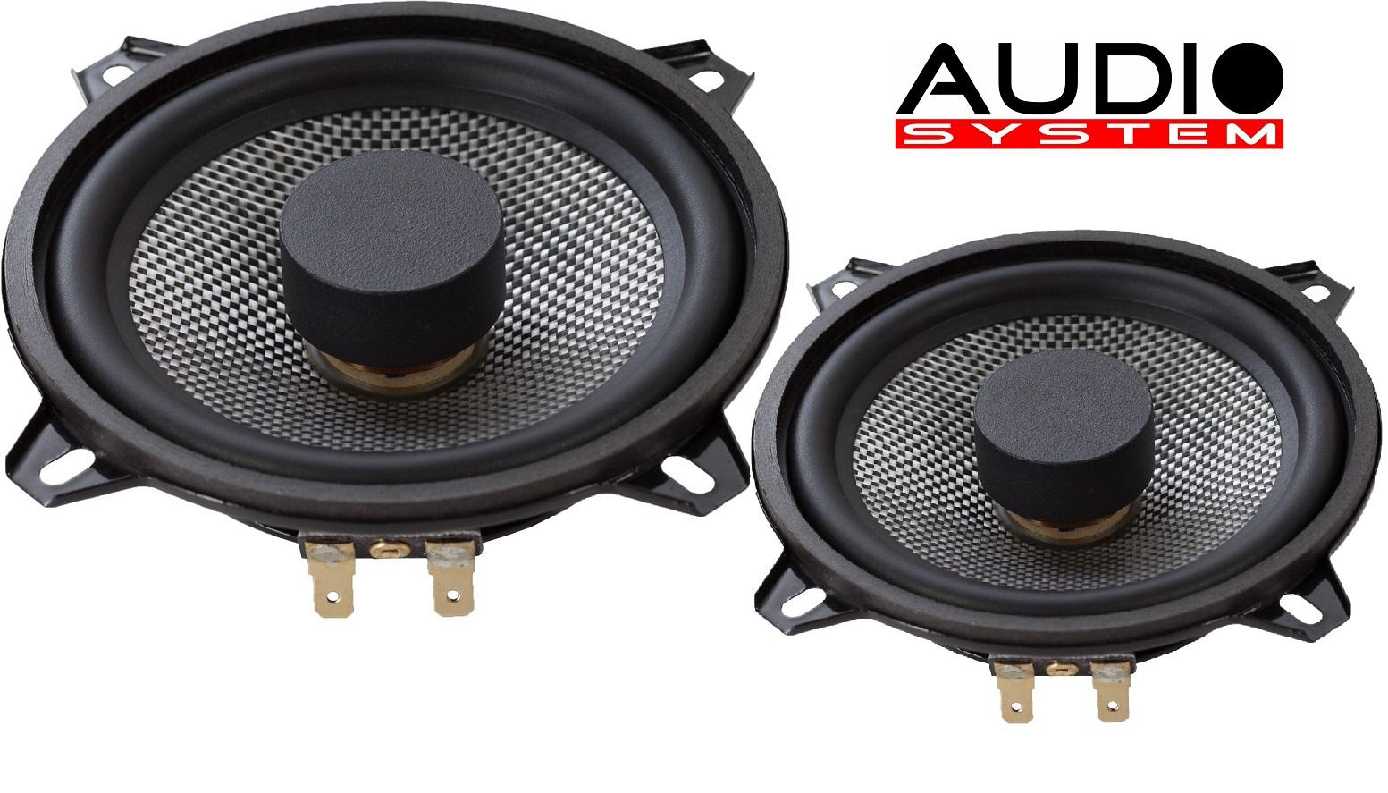 Audio System AS 130 FL EVO Tief / Mitteltöner / Midrange Lautsprecher 1 Paar
