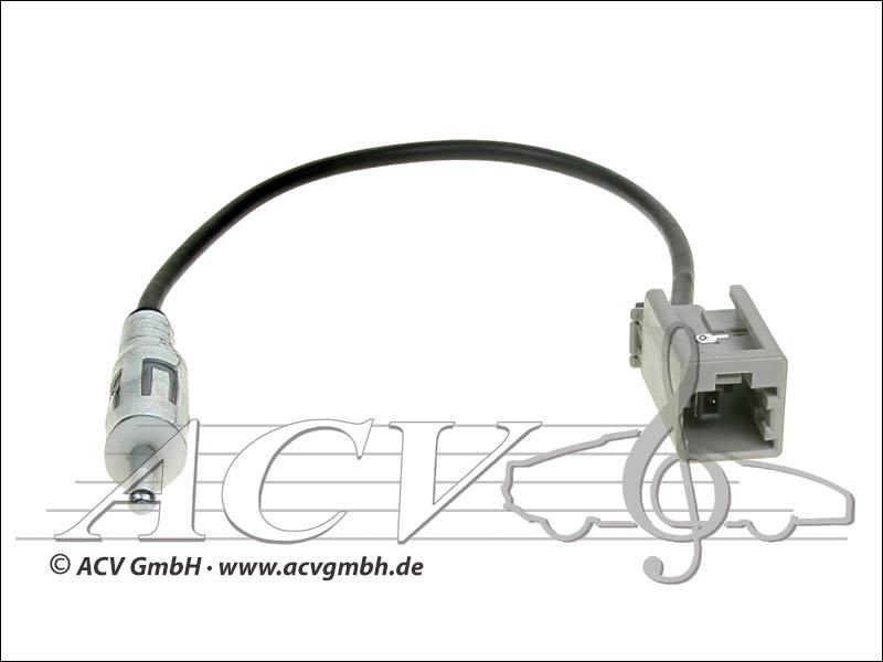 ACV 1543-01 Hyundai / Kia DIN antenna adapter