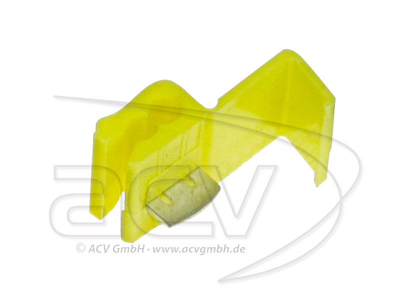 ACV 344 001 wire tap from 2.5 to 4.00 mm2, Color: Yellow, Pack
