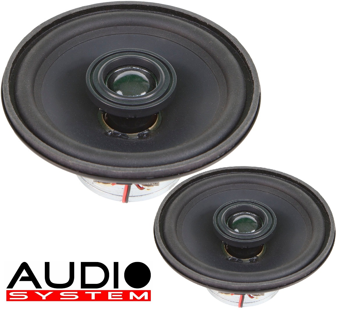 Audio System XC 120 EVO X-SERIES Neodym Coaxial System 12cm, 125 Watt 1 Paar