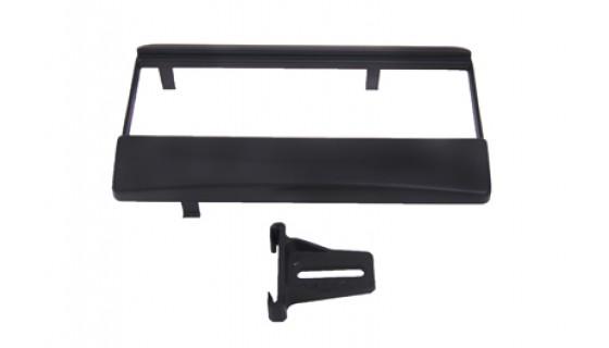 RTA 000.239-0 1-DIN Einbaurahmen, Ford Cougar schwarz