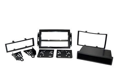 RTA 000.055-0 Multi Einbaurahmen Kit mit Ablagefach CHRYSLER, DOGDE, JEEP