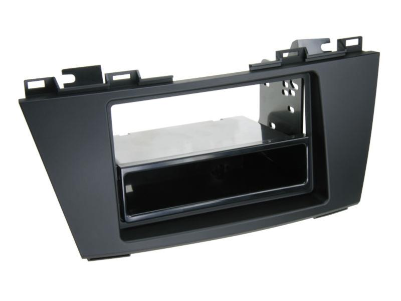 ACV 281170-13 2-DIN facia plate with pocket Mazda 5 2012 > black