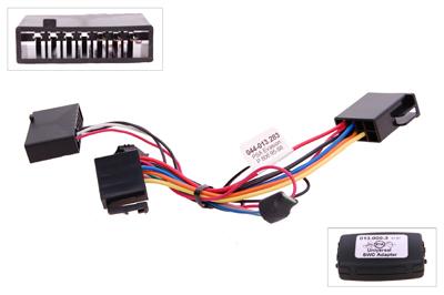 RTA 013.283-0 Volante con sterzo adattatori di controllo remoto per i veicoli a ruote, senza controller CAN bus