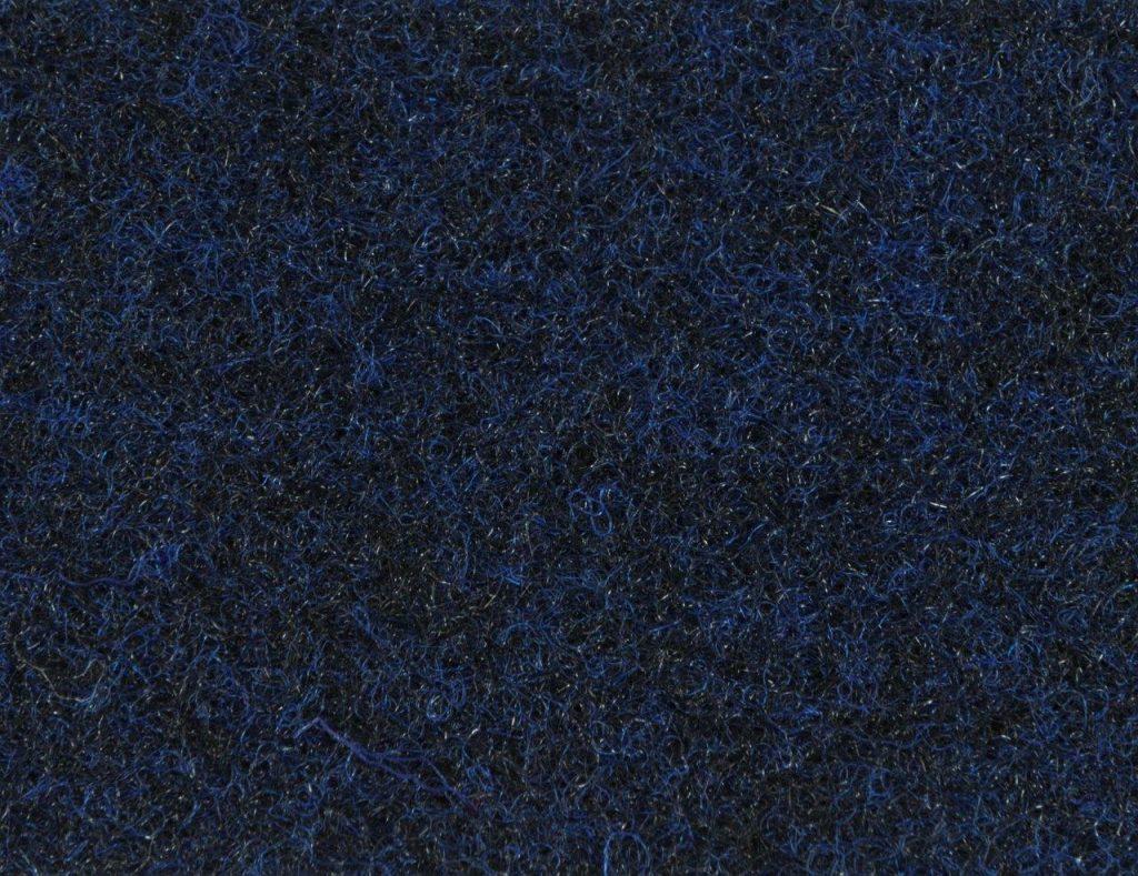 AUDIO SYSTEM Z-FLEECE BLUE 011 Bezugsteppich dunkel blau 1,5m x 3m = 4,5 m²