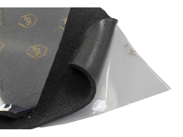 STP Biplast 10 Dämm-Matte BIPLAST 10 - selbstklebend - 100x75x1cm - 3er Pack stp-bip10