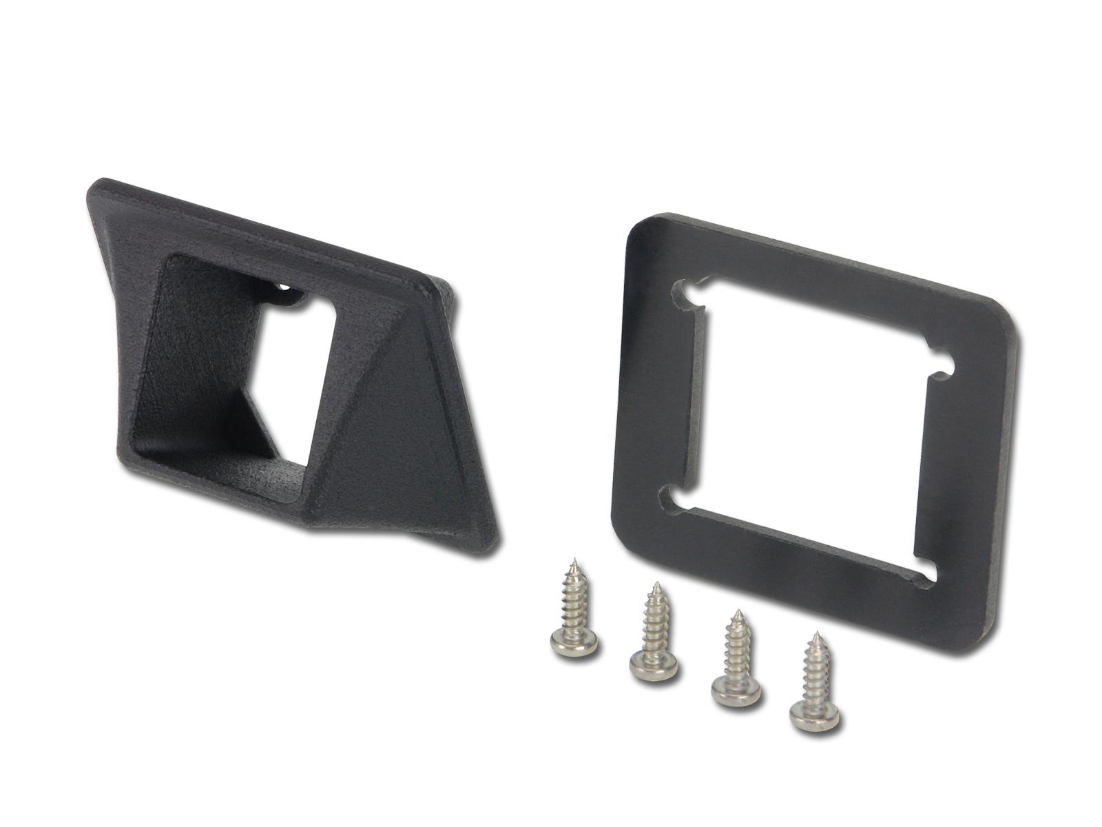 Alpine KIT-R1V447 Rückfahrkamera-Einbauset für Mercedes Vito (V447) für HCE-C252RD