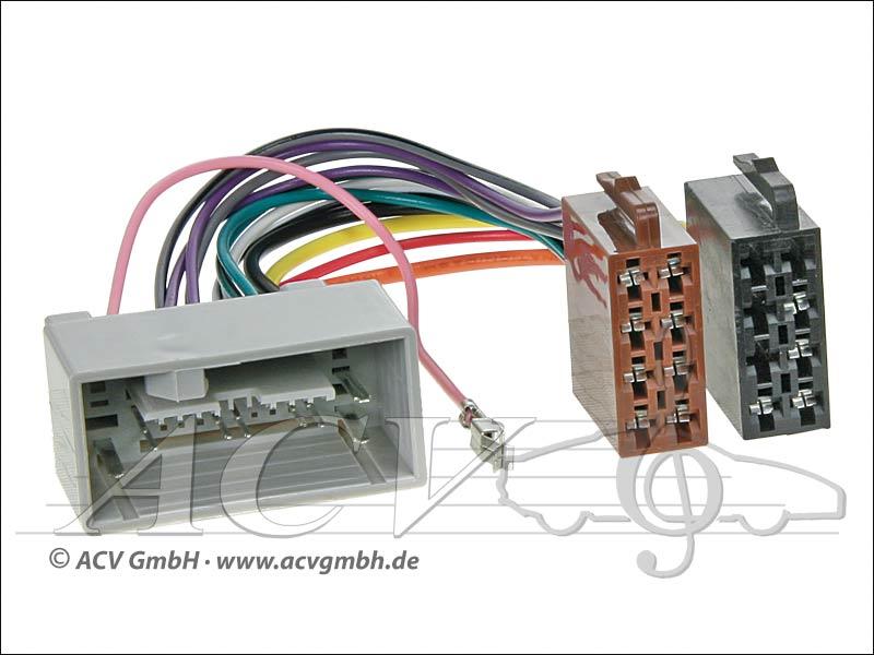 ACV 1133-02 Honda Radio cable