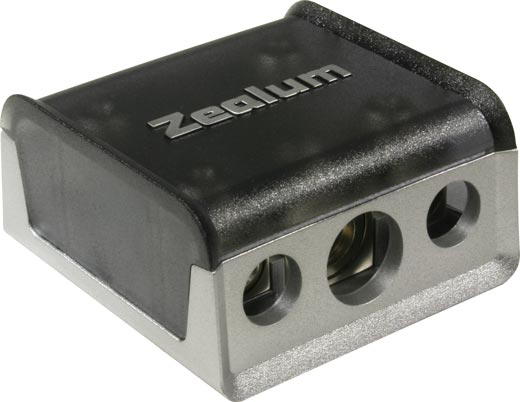 Zealum ZFB-40P M-Line Fuseblock Pure-ANL 1x50/25 2x25/10mm