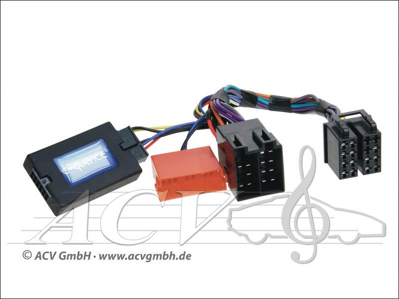 42-HY-501 adattatore del volante i30 Hyundai / Kia Sorento -> Blaupunkt