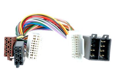 RTA 021.361-0 MP3 PARROTT Kabelsatz Fahrzeugspezifisch für Honda, Opel und Suzuki