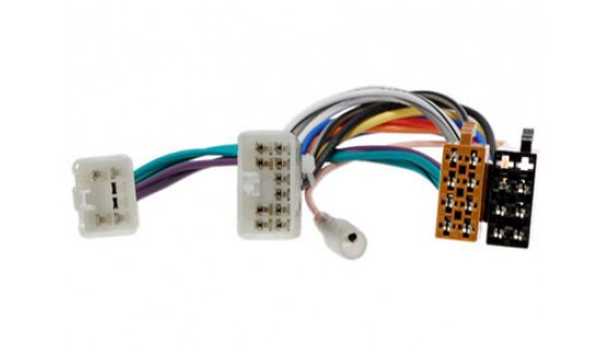 RTA 004.200-3 Adapter cable ISO , TOYOTA / DAIHATSU all models