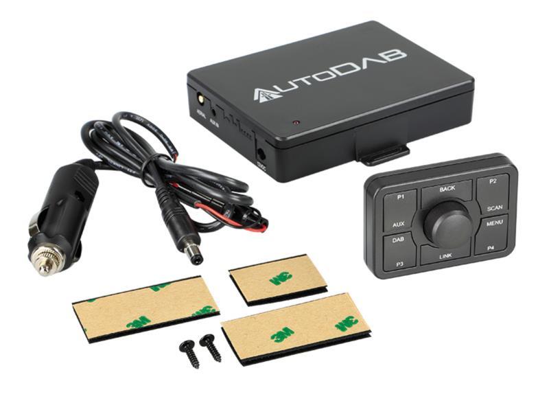 ACV 76-DAB-3 AutoDAB Universal Interface via DIN connector