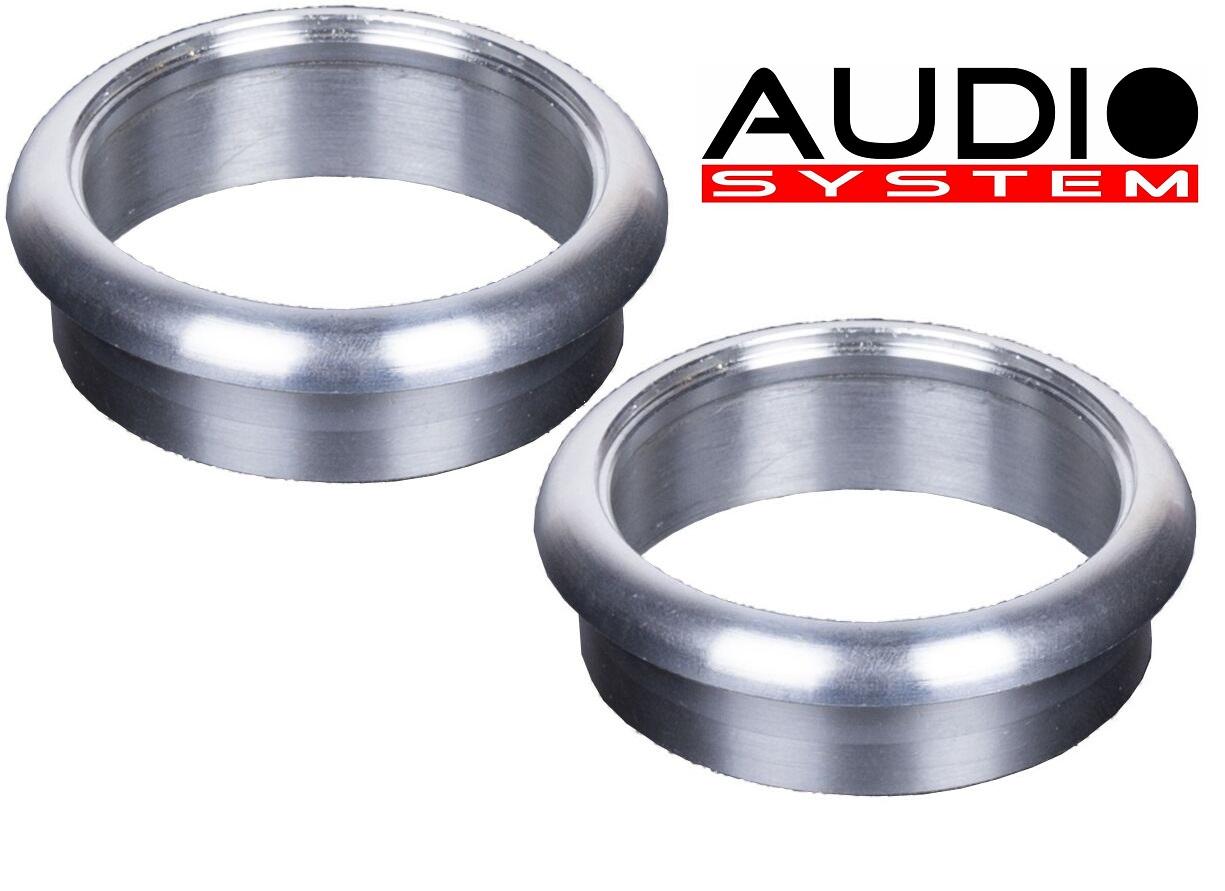 AUDIO SYSTEM ALU-RING HS 25 PRO/PLUS Alueinbauring 1 Paar
